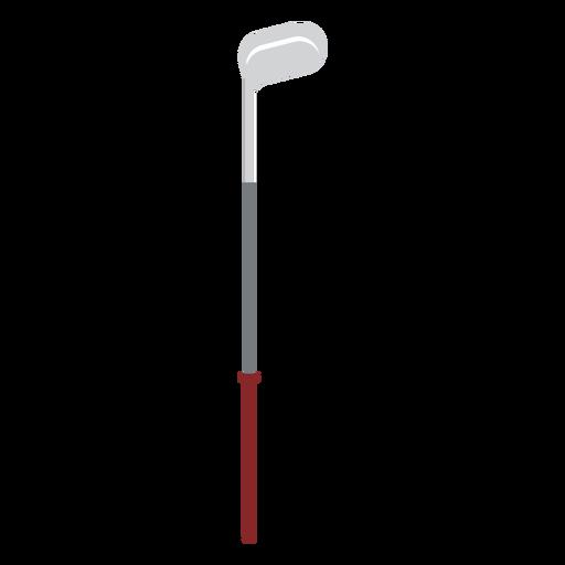 Golf club game illustration