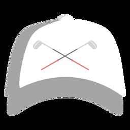 Ilustração do clube de golfe