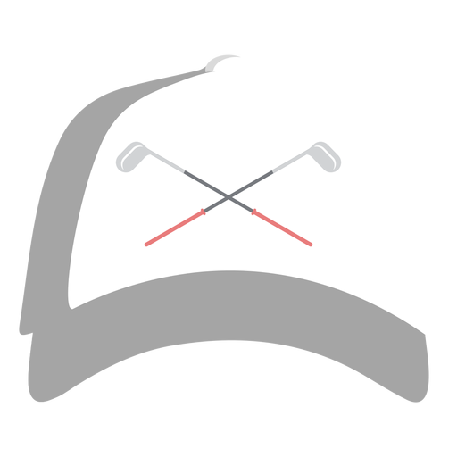 Golf club illustration Transparent PNG