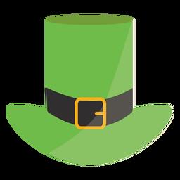 Correa de sombrero plana