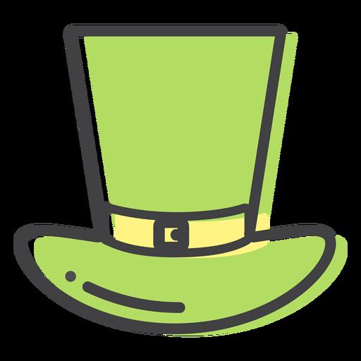 Trazo de correa de sombrero Transparent PNG