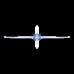 Linsenfleck aus Lichtfleck des Lichtstrahls, Kreuzfleck