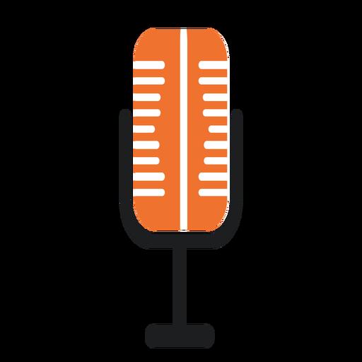 Micrófono de micrófono plano Transparent PNG