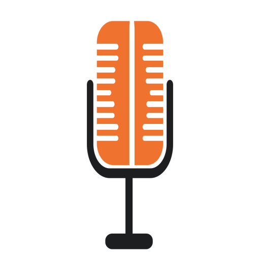 Microfone Microfone Plano Transparent PNG