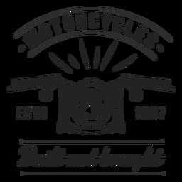 Motocycle-Scheinwerfer-Abzeichen