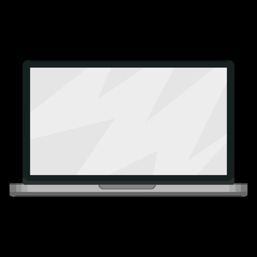Ilustração de tela portátil notebook Transparent PNG