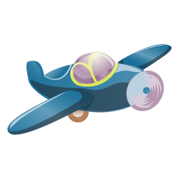 Plane aeroplane airplane flight illustration