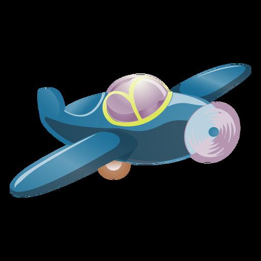 Ilustración de vuelo de avión avión avión