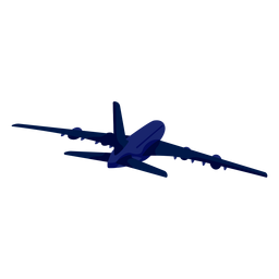 Plane aeroplane airplane rudder illustration