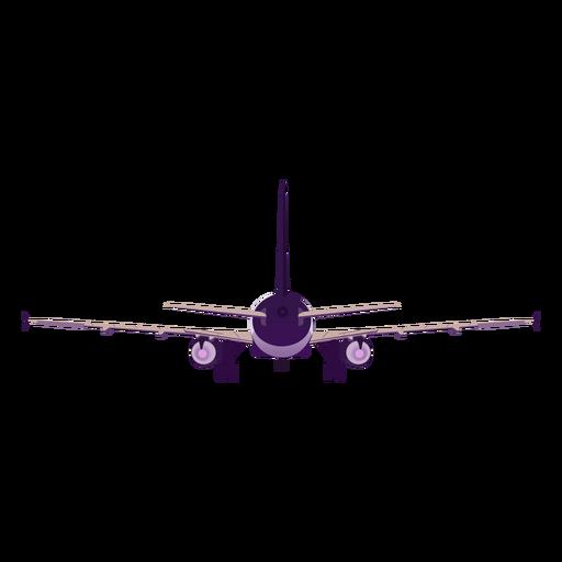 Plane aeroplane airplane rudder wing illustration Transparent PNG
