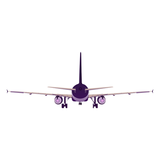 Plane aeroplane airplane rudder wing illustration