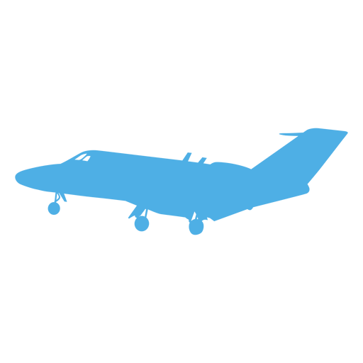Plane aeroplane airplane silhouette Transparent PNG