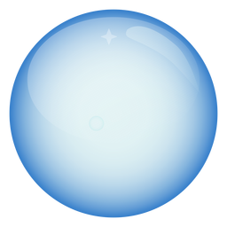 Sphere bubble circle illustration