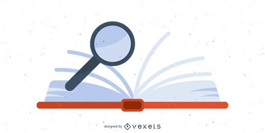 Open Book Icon Design