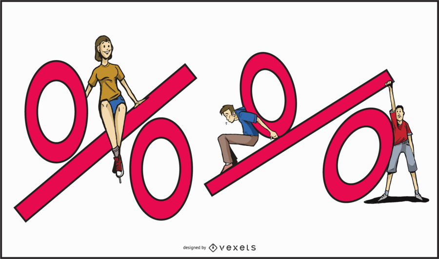 Percent Set Illustration