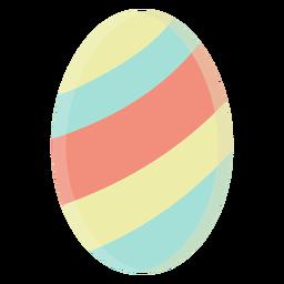 Easter chick cartoon vector