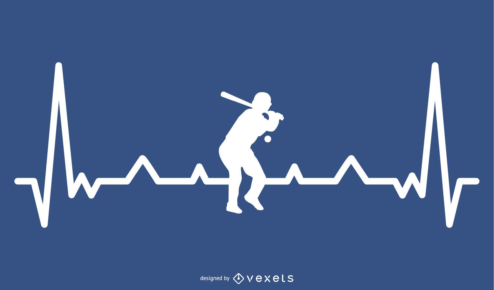 Baseball Hearbeat Design