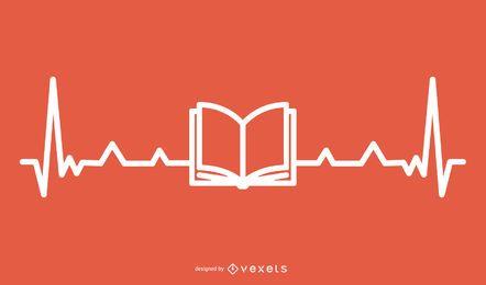 Buchen Sie mit Hearbeat Line Design