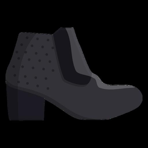 Bota bota plana Transparent PNG
