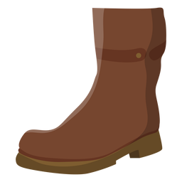 Boot sole flat