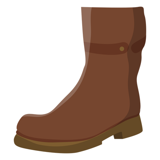 Boot sole flat Transparent PNG