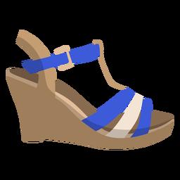 Hebilla en el talón sandalia con correa sandalia con punta abierta sandalia con tacón de aguja tacón de aguja