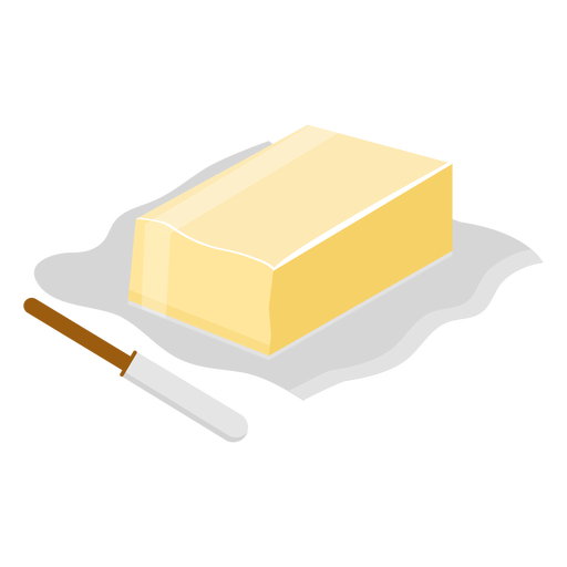Butter knife flat Transparent PNG