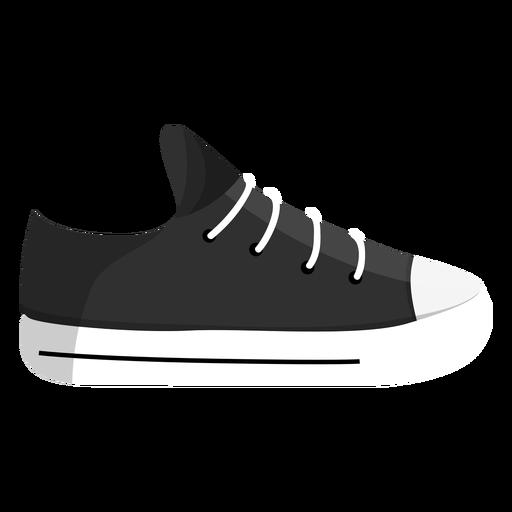 Gymshoes plimsoll jogging shoe trainers lace sneaker illustration Transparent PNG
