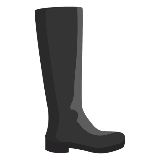 High boot hessian boot flat Transparent PNG