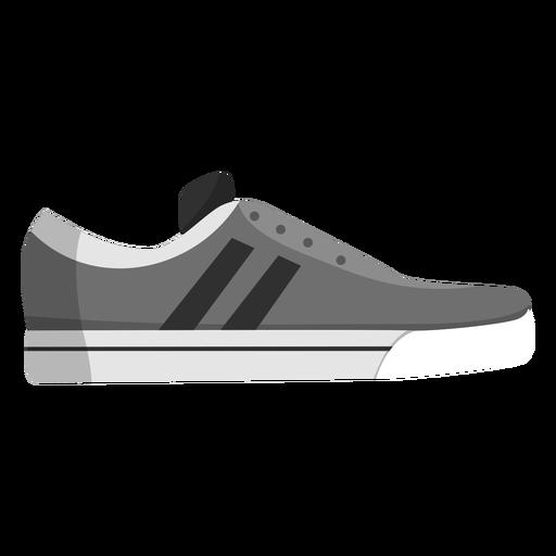 Zapatillas de jogging zapatillas de deporte de raya plana Transparent PNG
