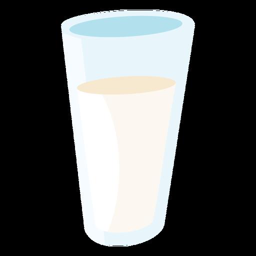 Milchglas flach Transparent PNG