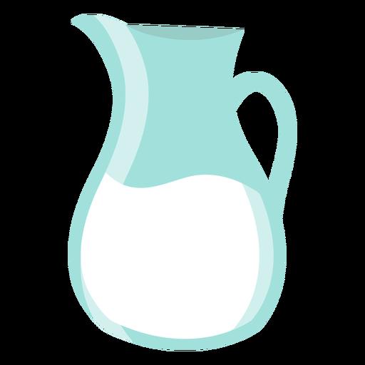 Jarro de leite liso Transparent PNG