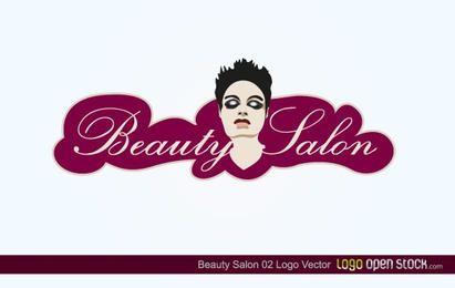 Salão de beleza logotipo 2