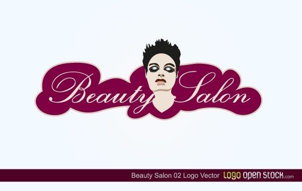 Logotipo de salón de belleza 2