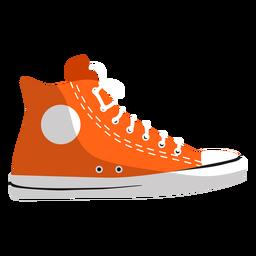 Plimsoll gymshoes zapato de jogging zapatillas de deporte con cordones y líneas discontinuas planas