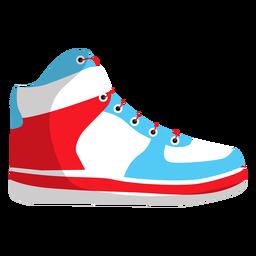 Gymshoes Plimsoll jogging sapatilhas sapatilha de renda plana