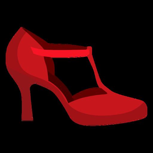 Schuh Fersenriemen flach Transparent PNG