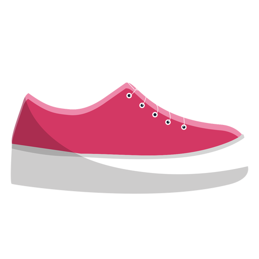 Sapato mocassim renda ilustração Transparent PNG