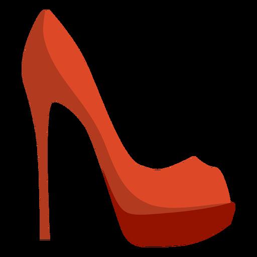 Zapato de tacón de aguja tacón de aguja plana Transparent PNG