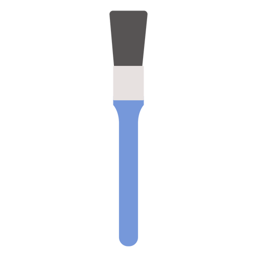 Brush bristle tool painting flat Transparent PNG