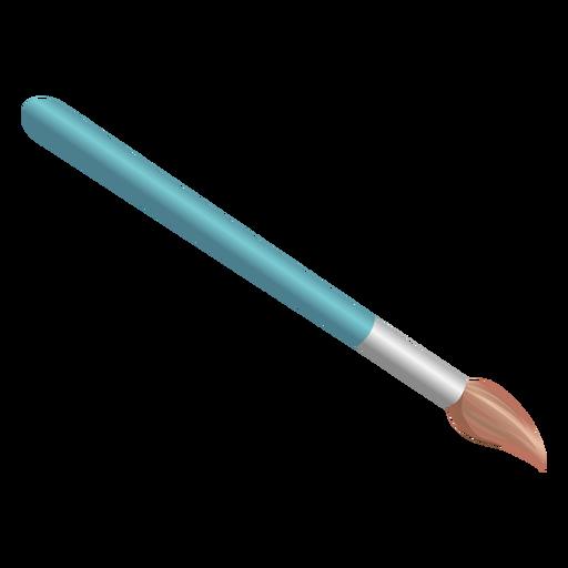Ilustración de herramienta de pincel Transparent PNG