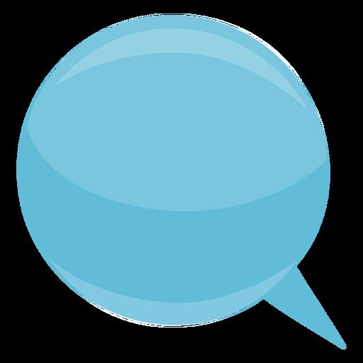 Esfera de bolha discurso bolha esfera plana Transparent PNG