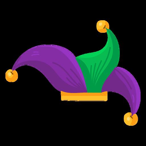 Boné palhaço palhaço bobo plana Transparent PNG