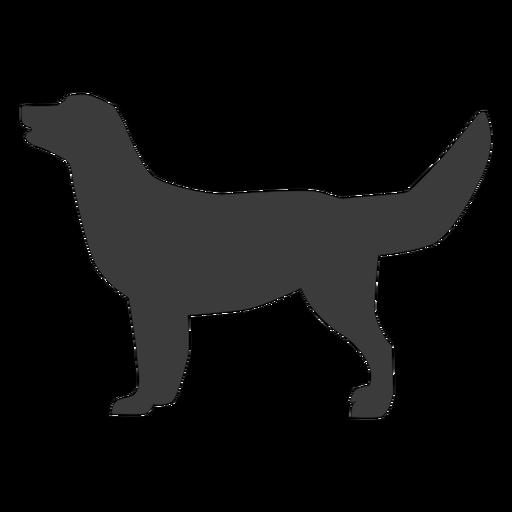 Silhueta de orelha de cachorro filhote de cachorro Transparent PNG