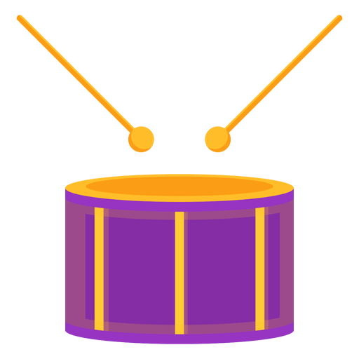 Drum drumstick music flat Transparent PNG