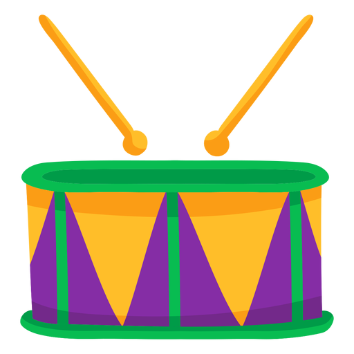 Drumstick drum music flat Transparent PNG