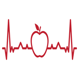 Heartbeat apple cardiogram stroke