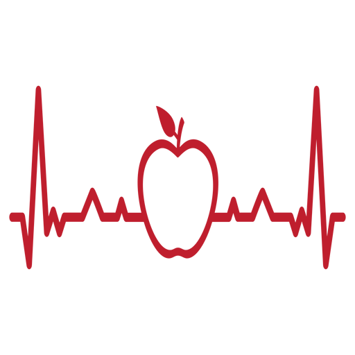 Heartbeat apple cardiogram stroke