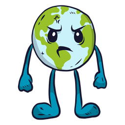 Planeta terra raiva plana