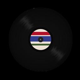 Rekordvinylstreifenabbildung
